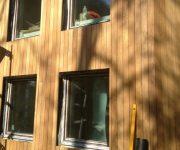 Terrasses bois et bardage Menuiserie du Terras Mayenne 53